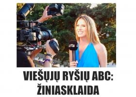 N16 – Viešųjų ryšių ABC: bendravimas su žiniasklaida (nuotoliniu būdu)