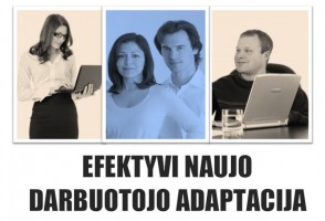 Efektyvios naujo darbuotojo adaptacijos nuotoliniai kursai
